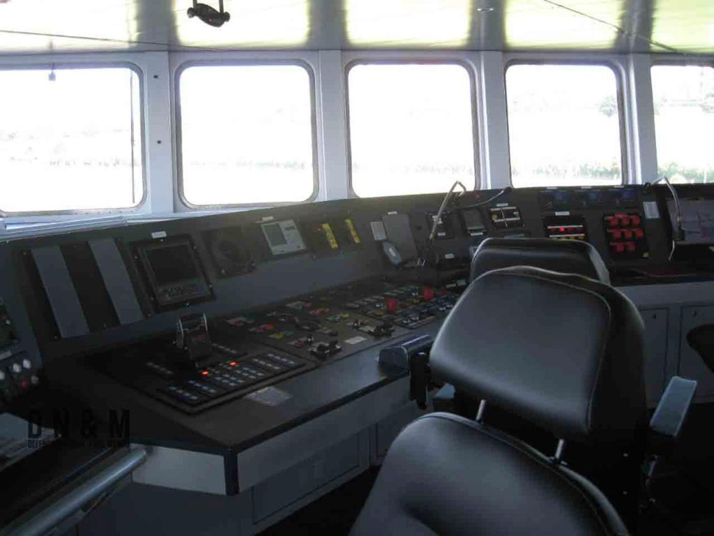 Defensa Nacional y el Mundo visito el ARA Bouchard Img-2030
