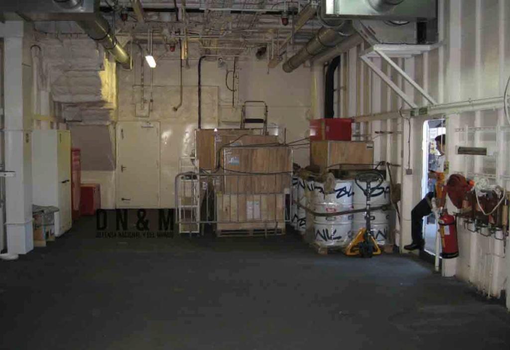 Defensa Nacional y el Mundo visito el ARA Bouchard Img-2033
