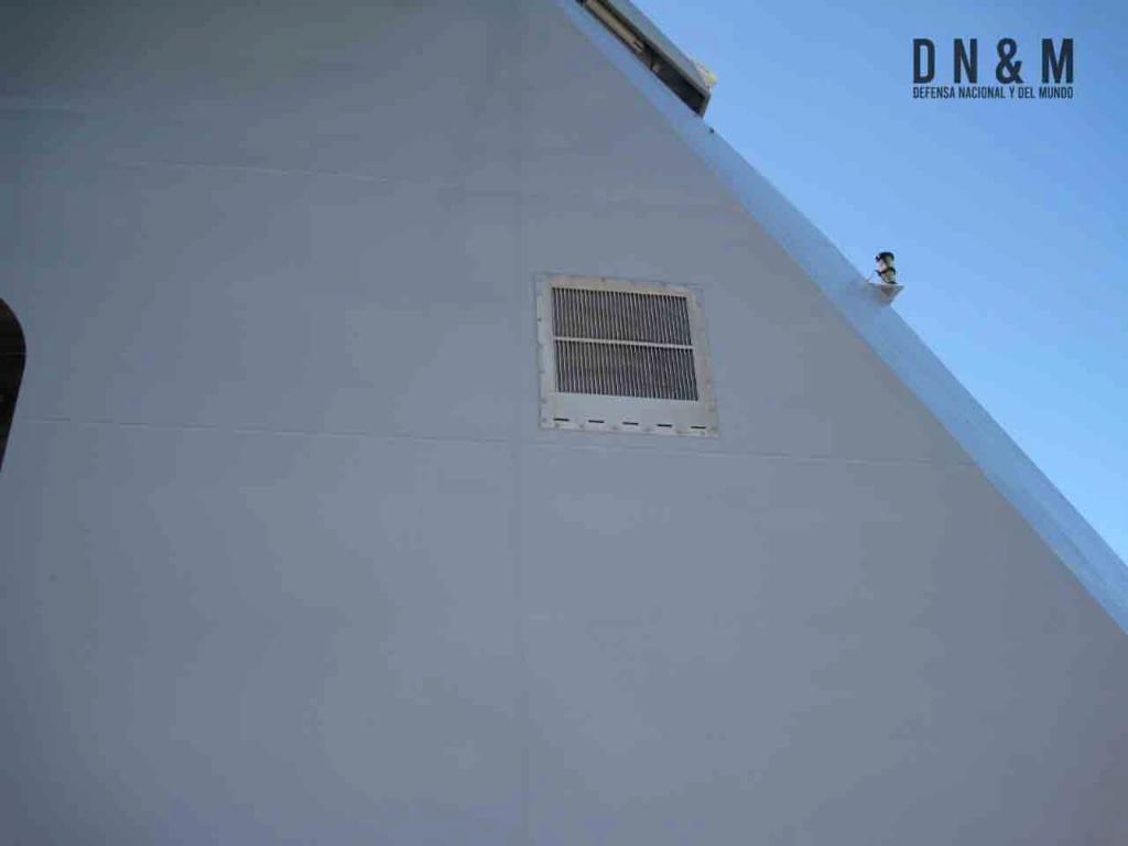 Defensa Nacional y el Mundo visito el ARA Bouchard Img-2035