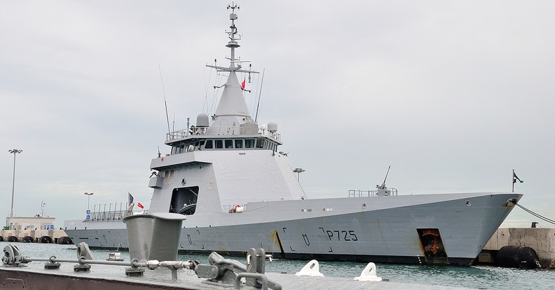 OPV 87 LAdroit para la Armada Argentina L_adro10