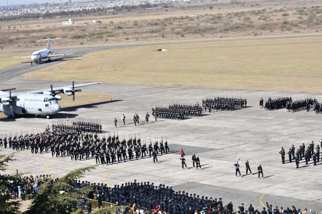 106º aniversario de la Fuerza Aérea Argentina Vista_10