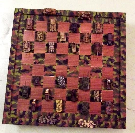 Checkers Anyone ? Milita14