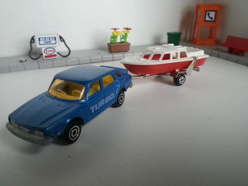 N°314 Saab 900 + Hors Bord 20141113