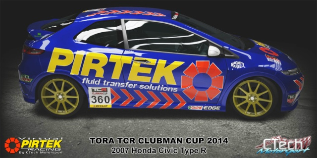 TORA Awards: Team Livery of the Year Virtua11