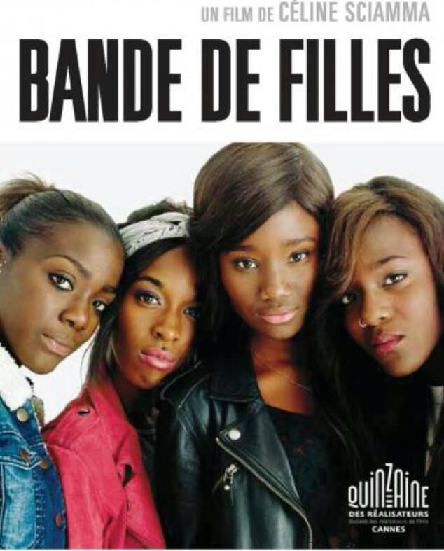 Éléments pour le film Bande de filles 10367510