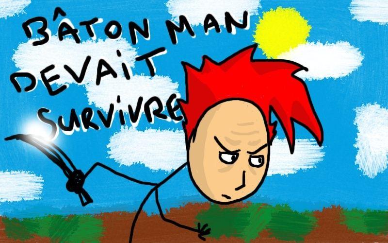 Bâton Man Batonm12