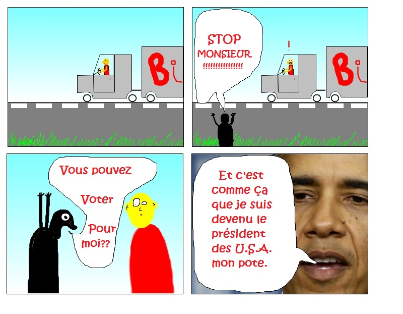 Bulles blanches 4 Obama110