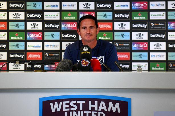 1ra Conferencia de Prensa de West Ham United Confer10