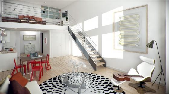 Mezzanine Loft-a10