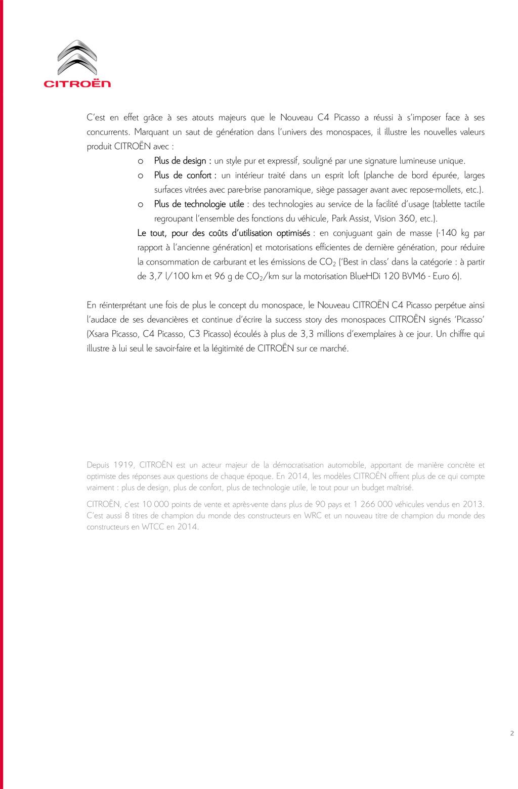 [SUJET OFFICIEL] C4 Picasso II [B78] - Page 26 Cp_c4p11