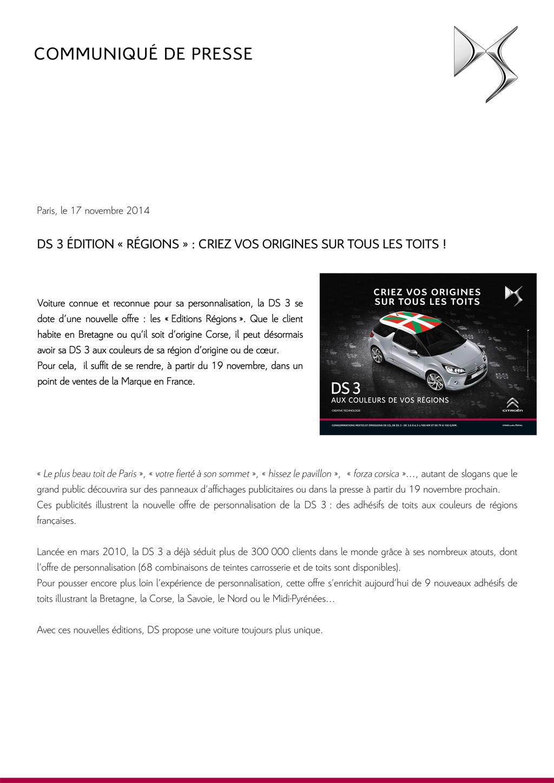 [SUJET OFFICIEL] DS 3 Nouvelle Gamme 2015 - Page 8 Cp_ds_11