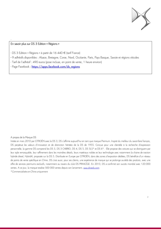 [SUJET OFFICIEL] DS 3 Nouvelle Gamme 2015 - Page 8 Cp_ds_12