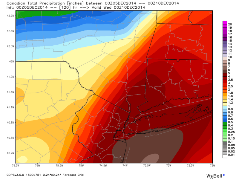 Possible Nor'easter Dec. 9th-10th Cmc_ra10