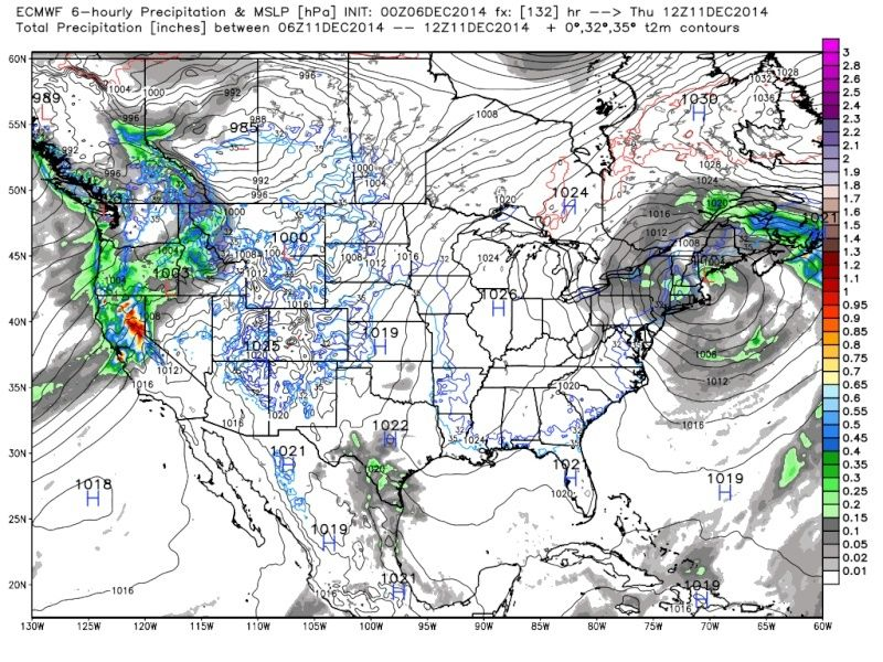 Possible Nor'easter Dec. 9th-10th - Page 6 Euro_112
