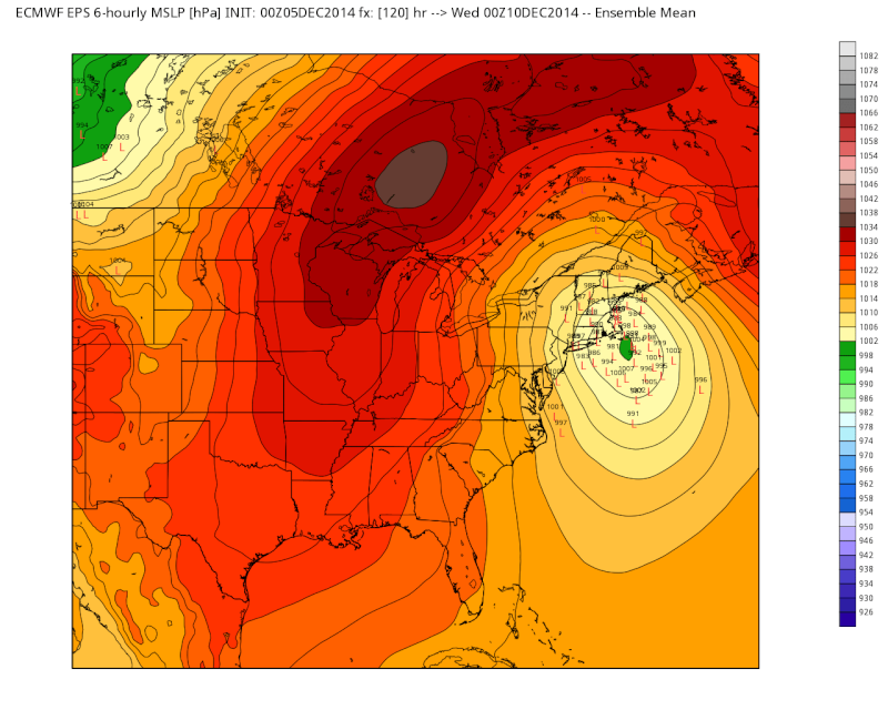 Possible Nor'easter Dec. 9th-10th - Page 2 Low_lo10
