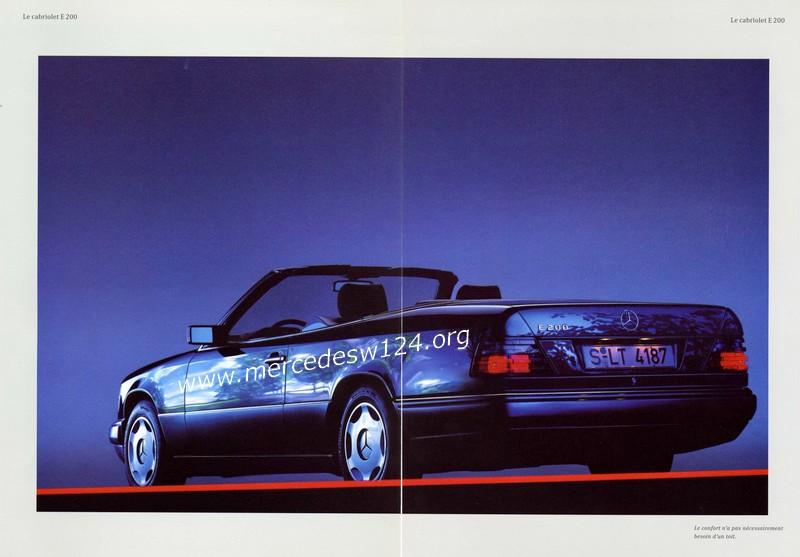 Le nouveau cabriolet E 200 DE MERCEDES-BENZ Cabrio11