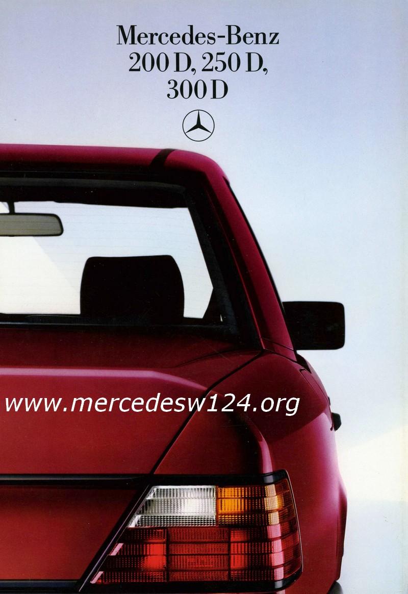 Mercedes-Benz - 200 D - 250 D - 300 D Img00110