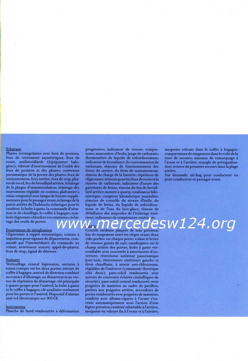 Les coupés Mercedes-Benz - 230 CE - 300 CE Img04110
