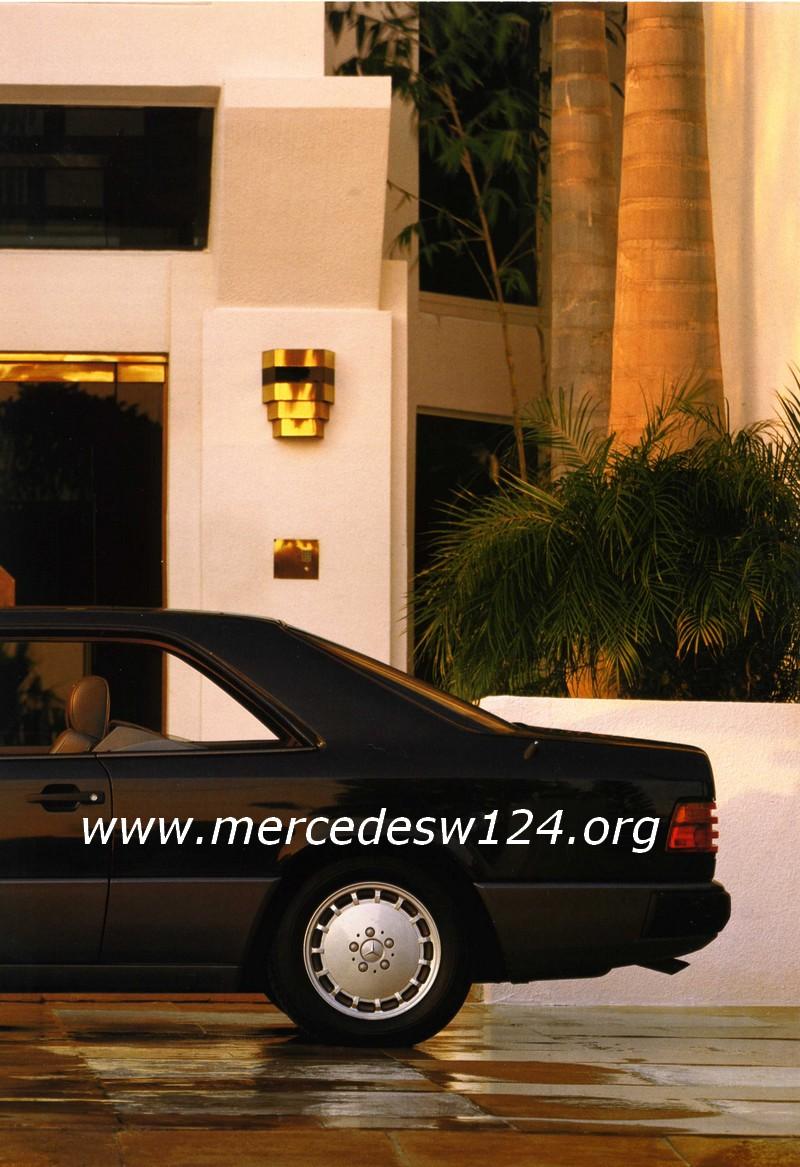 Les coupés Mercedes-Benz - 230 CE - 300 CE Img04210