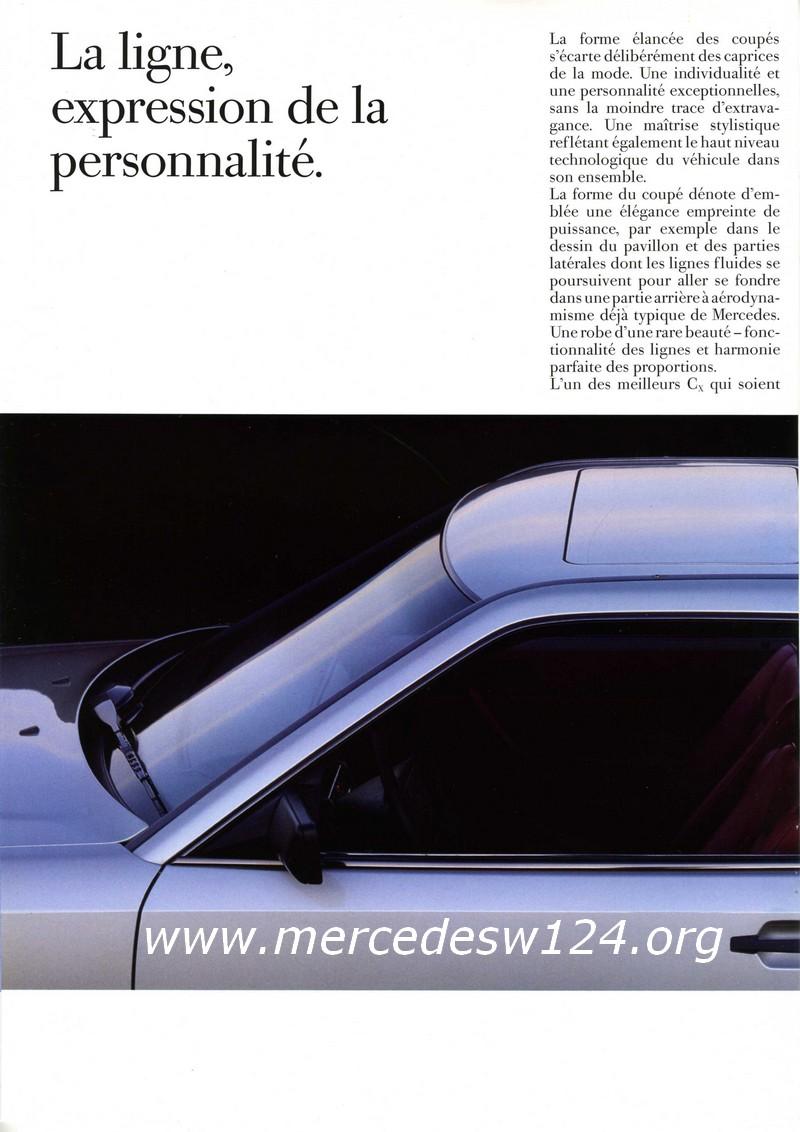 Les coupés Mercedes-Benz - 230 CE - 300 CE Img04410
