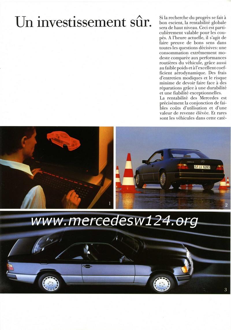 Les coupés Mercedes-Benz - 230 CE - 300 CE Img04710