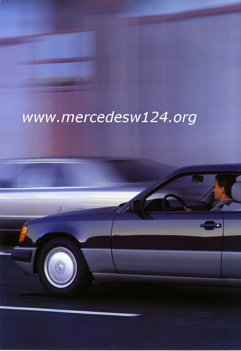 Les coupés Mercedes-Benz - 230 CE - 300 CE Img04810