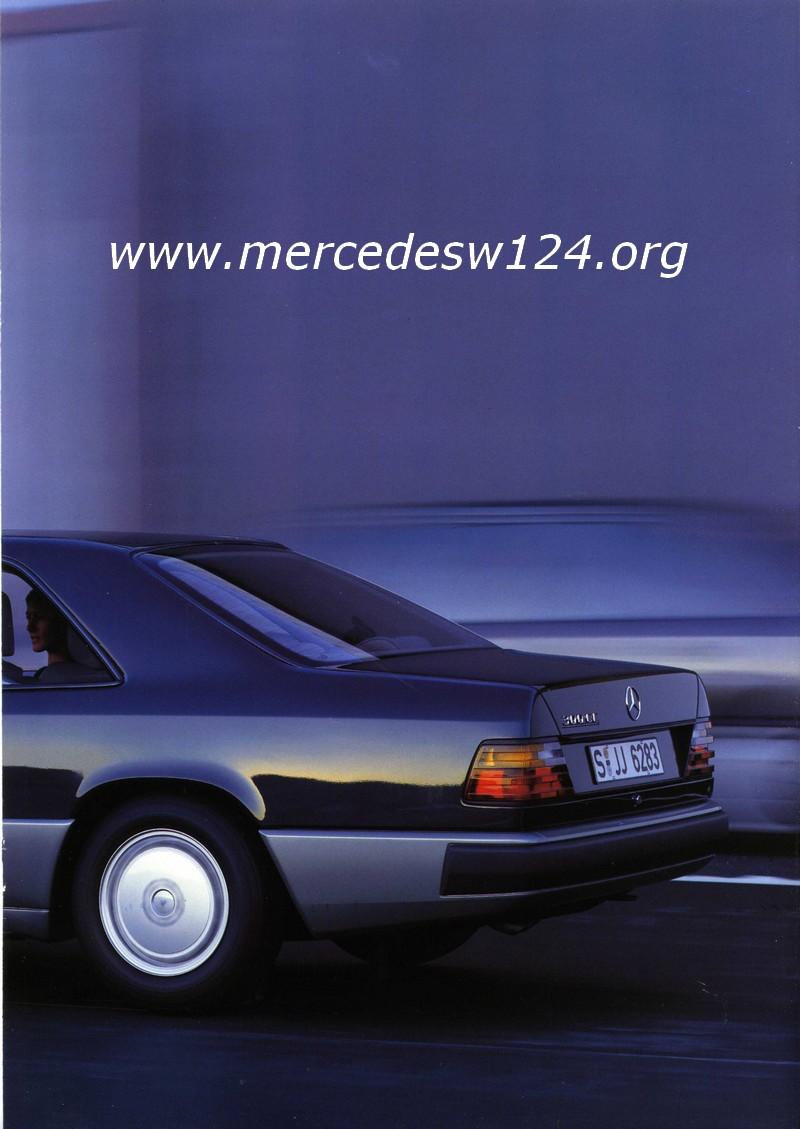 Les coupés Mercedes-Benz - 230 CE - 300 CE Img05010