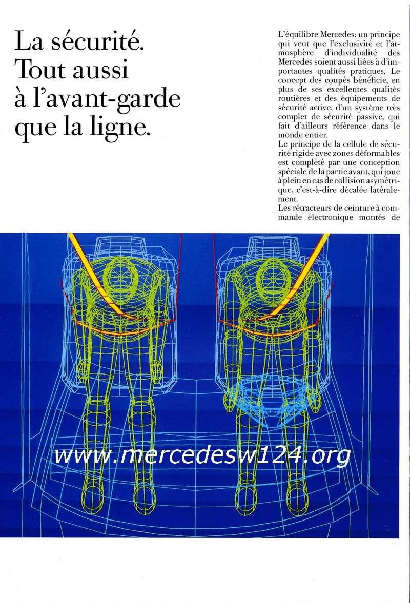 Les coupés Mercedes-Benz - 230 CE - 300 CE Img05110