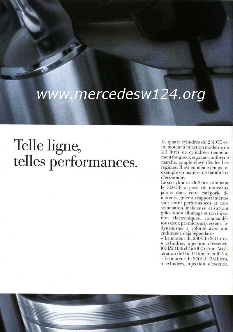 Les coupés Mercedes-Benz - 230 CE - 300 CE Img05210