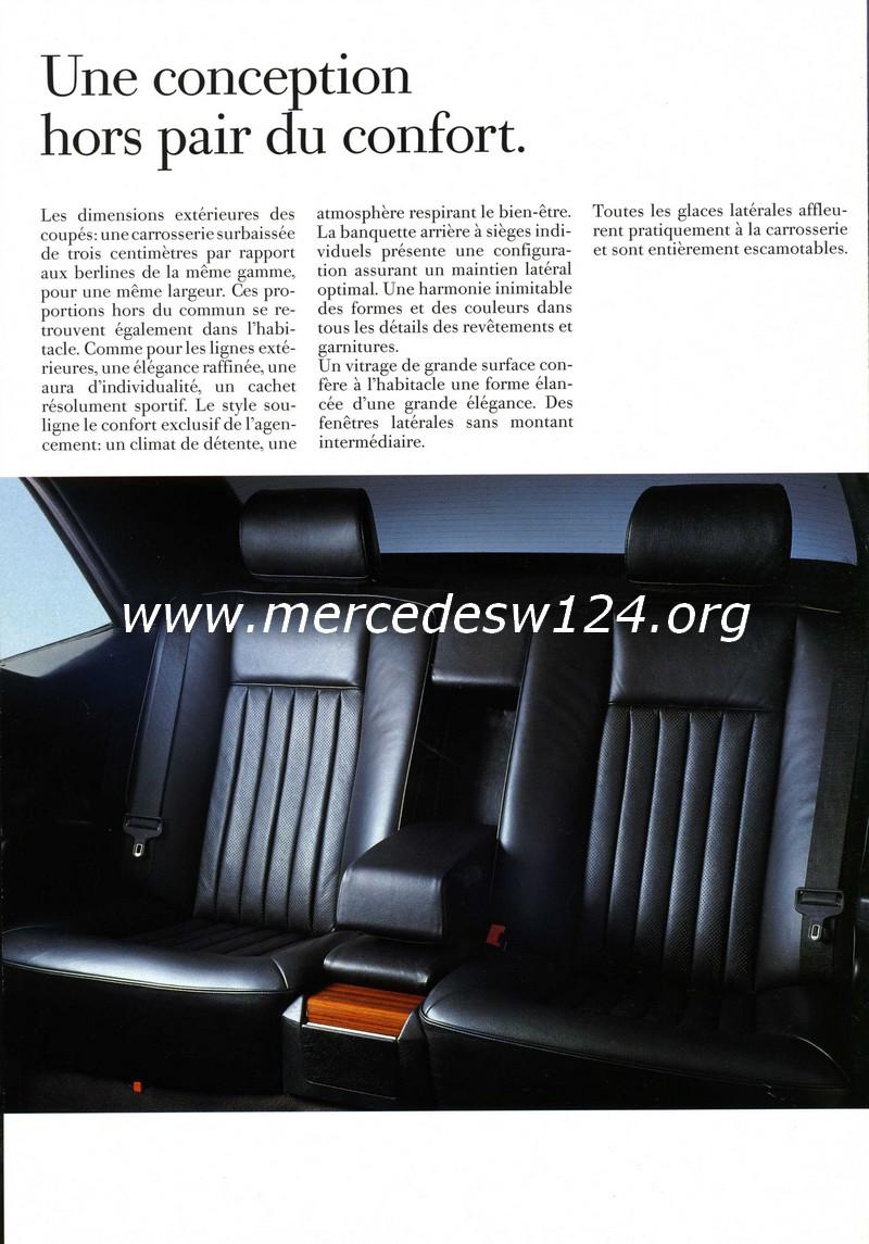 Les coupés Mercedes-Benz - 230 CE - 300 CE Img05310