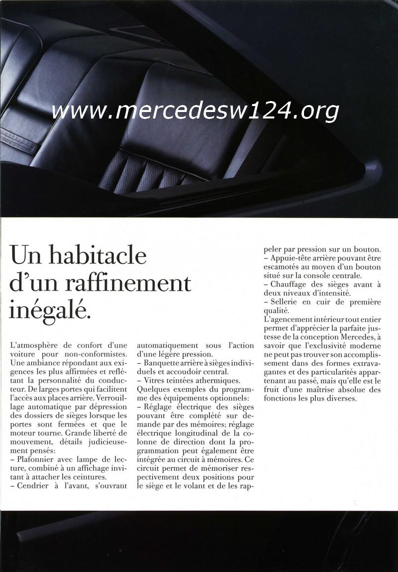 Les coupés Mercedes-Benz - 230 CE - 300 CE Img05510