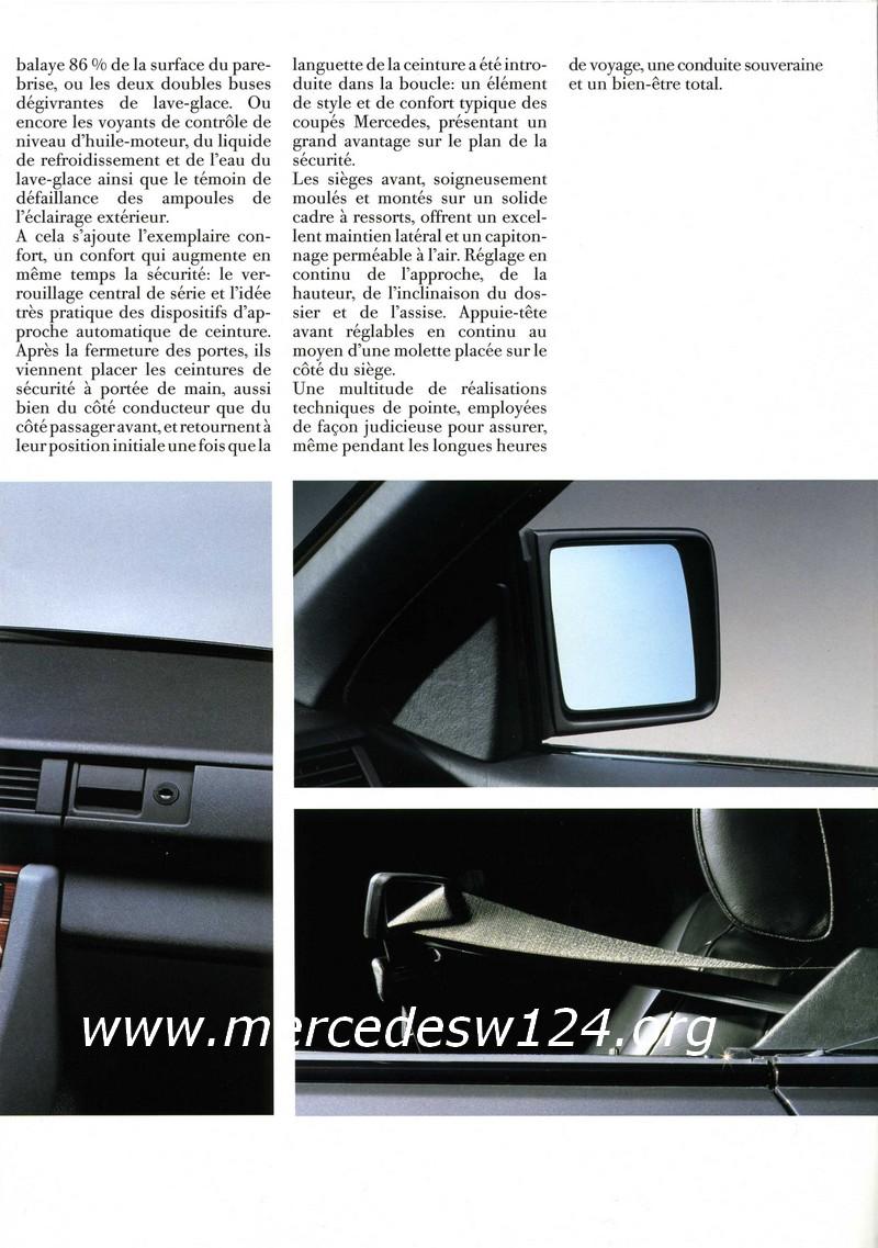 Les coupés Mercedes-Benz - 230 CE - 300 CE Img05810