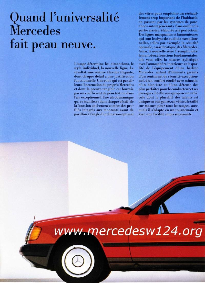Mercedes-Benz - 200 TD - 250 TD - 300 TDT - 200 T - 230 TE - 300 TE Img07210