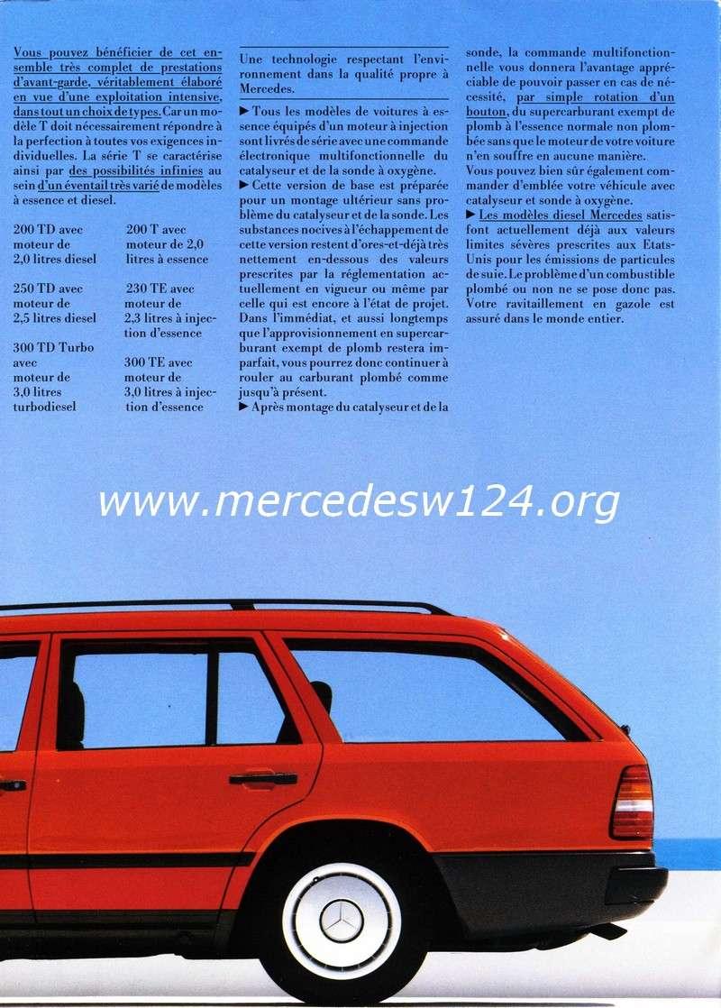 Mercedes-Benz - 200 TD - 250 TD - 300 TDT - 200 T - 230 TE - 300 TE Img07310