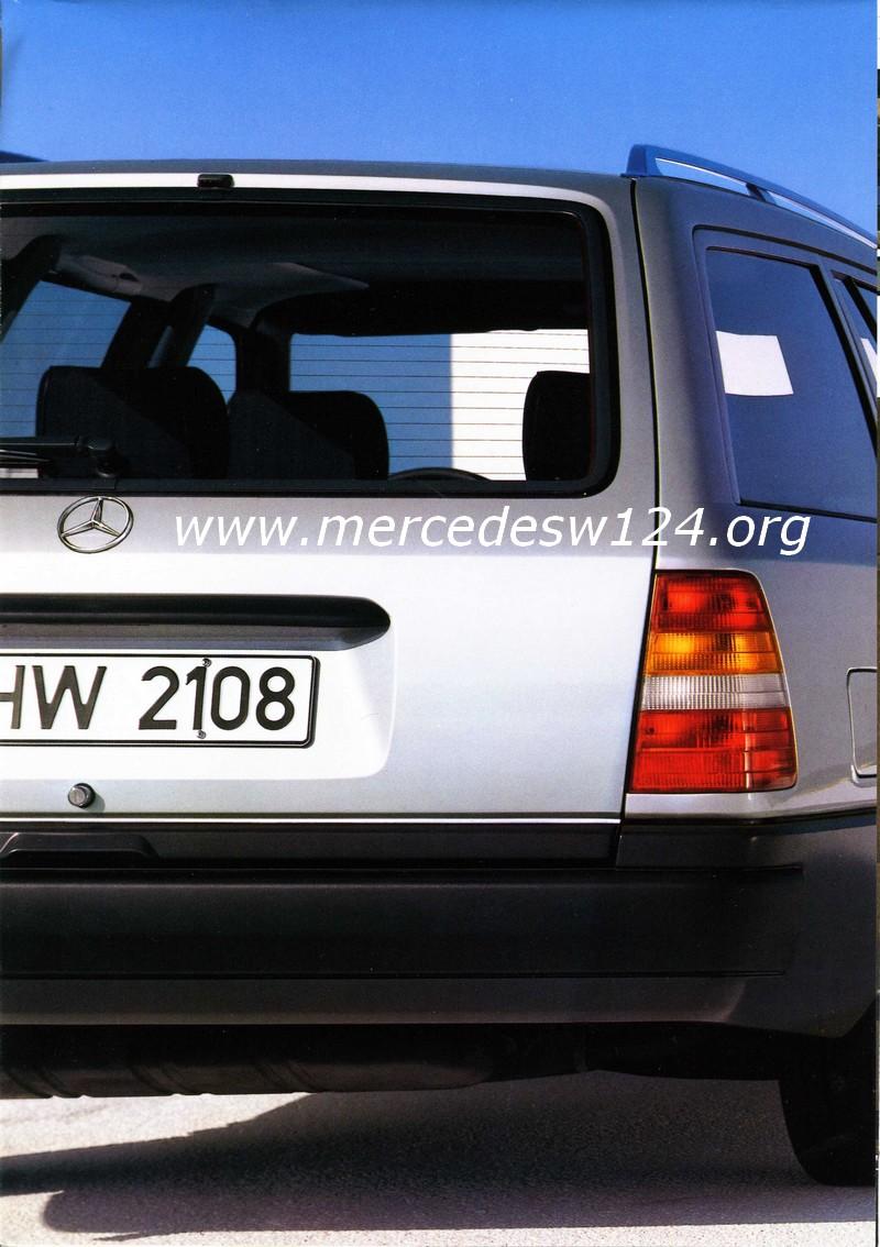 Mercedes-Benz - 200 TD - 250 TD - 300 TDT - 200 T - 230 TE - 300 TE Img07410