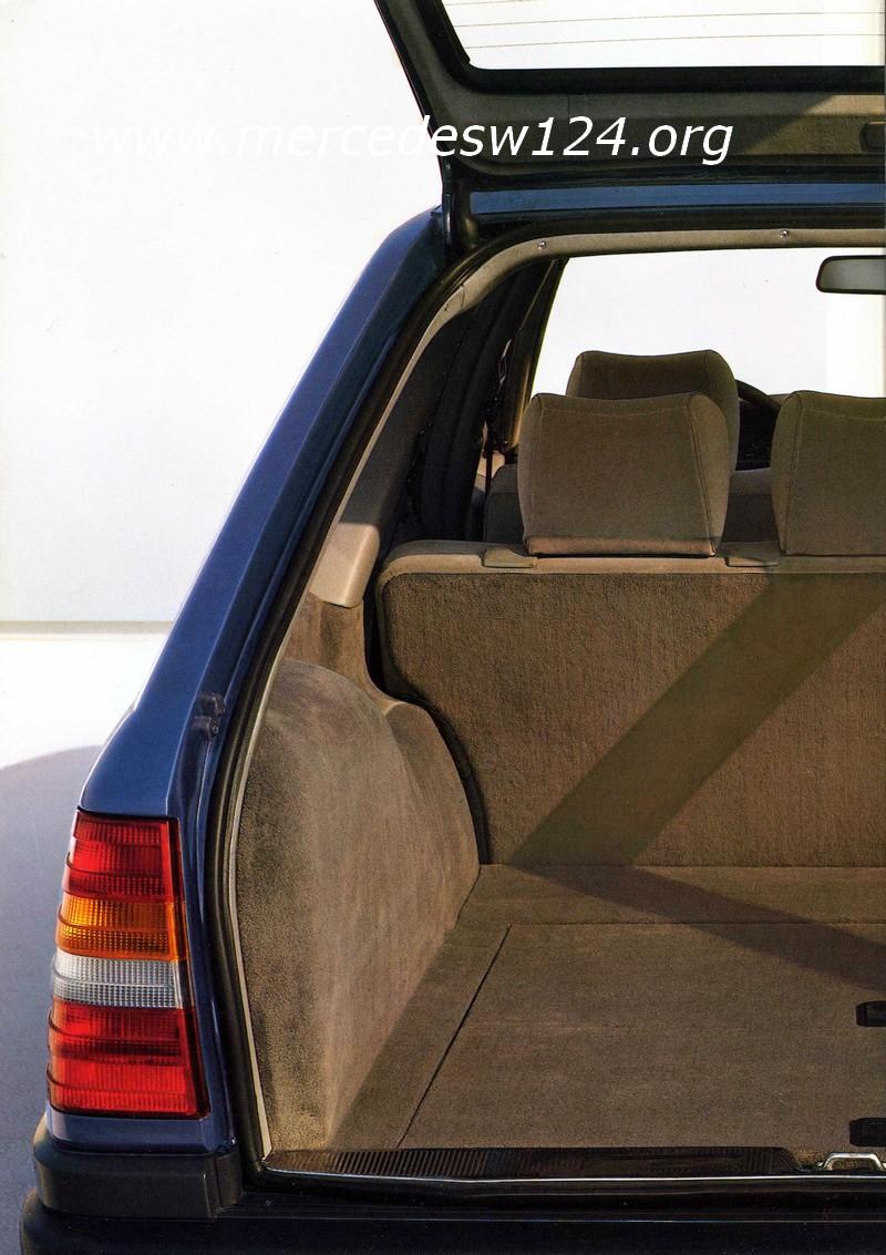 Mercedes-Benz - 200 TD - 250 TD - 300 TDT - 200 T - 230 TE - 300 TE Img07710