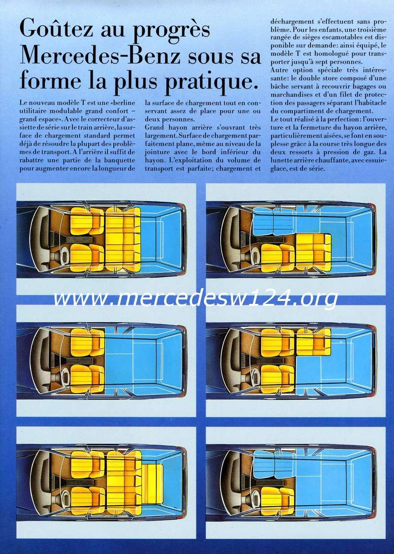 Mercedes-Benz - 200 TD - 250 TD - 300 TDT - 200 T - 230 TE - 300 TE Img07810