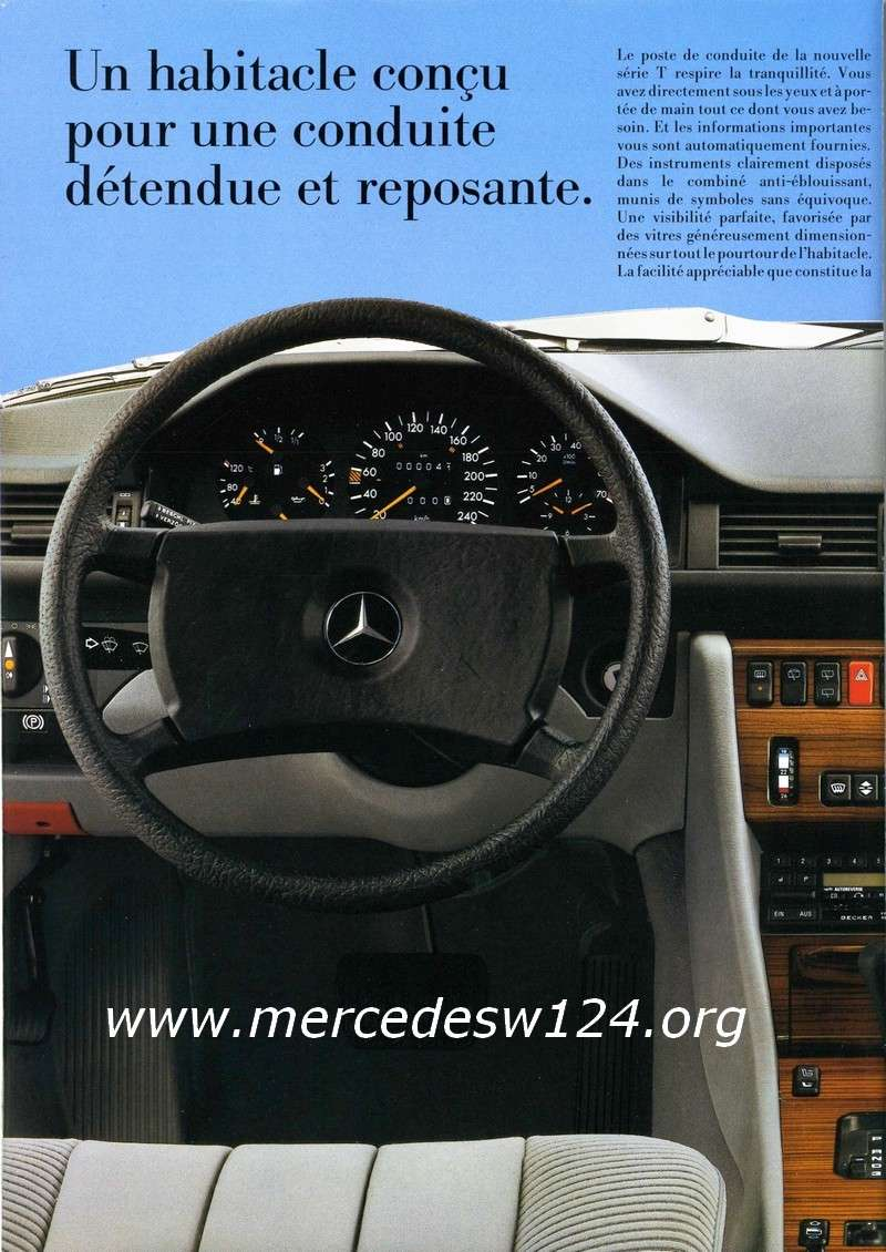 Mercedes-Benz - 200 TD - 250 TD - 300 TDT - 200 T - 230 TE - 300 TE Img08210