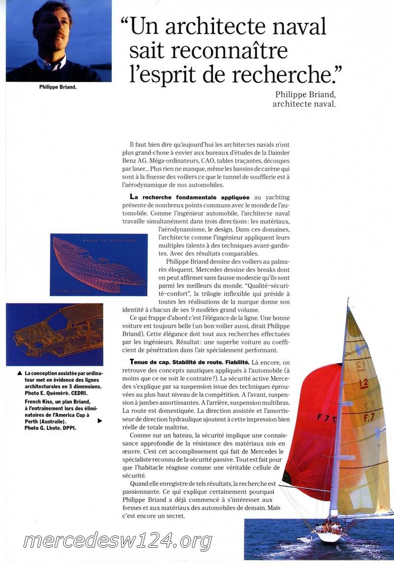 """Philippe Briand """" Un architecte naval sait reconnaître l'esprit de recherche """" Img88710"""