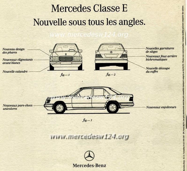 Nouvelle Mercedes Classe E Img91610