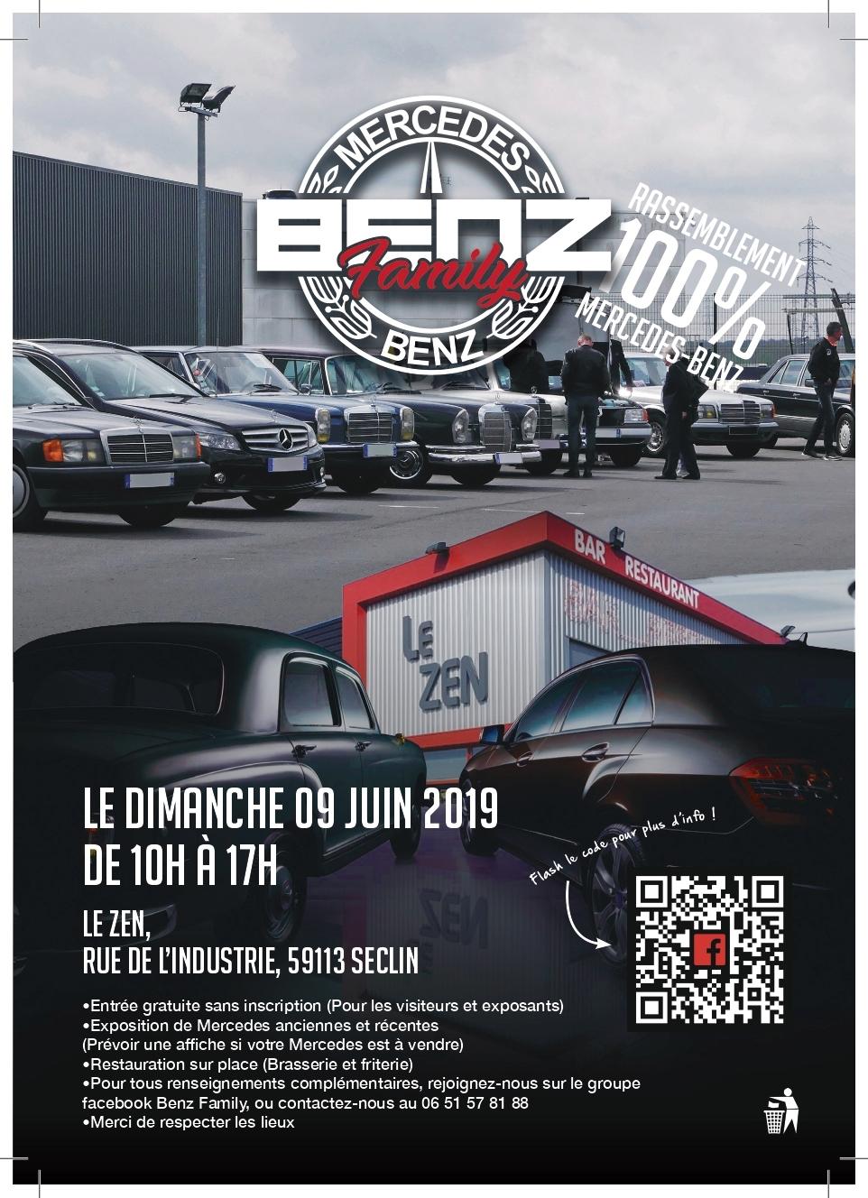 Rassemblement Mercedes à Seclin (Nord) 09/06/2019 Flyer_11