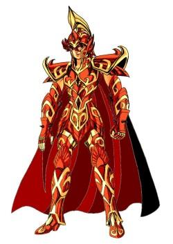 Saint Seiya Anthologie - 8 ans- RPG Ares0210