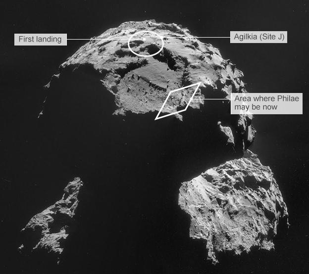 Si risveglia Rosetta - Pagina 2 _7897110