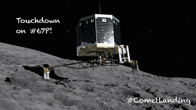 Si risveglia Rosetta B2qnv710