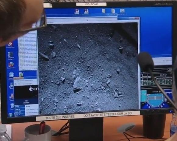Si risveglia Rosetta - Pagina 2 Ground10