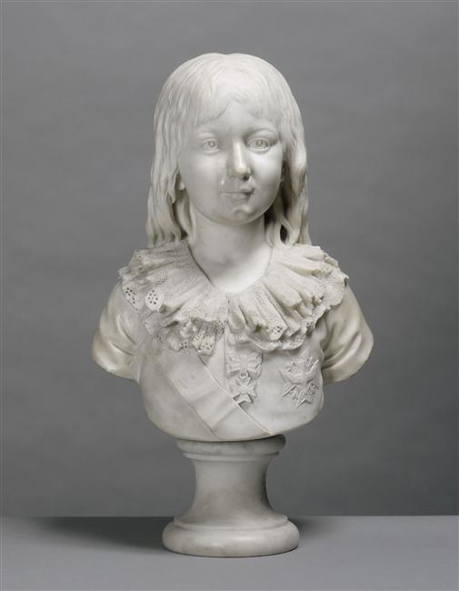 Le physique des enfants de Louis XVI et Marie-Antoinette 01-00710