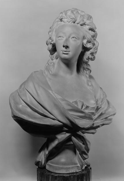 Sculpture : Les bustes de la princesse de Lamballe (présumée) 14776310