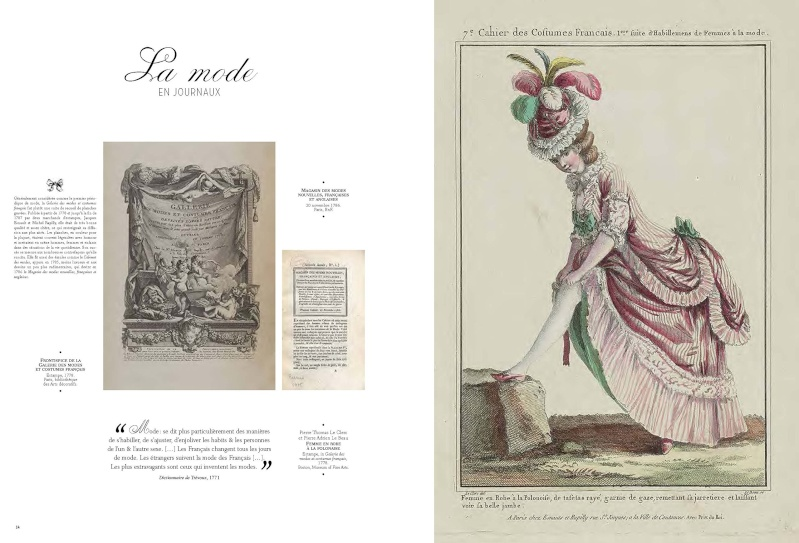 La Mode à la Cour de Marie-Antoinette, de Juliette Trey 913unq10