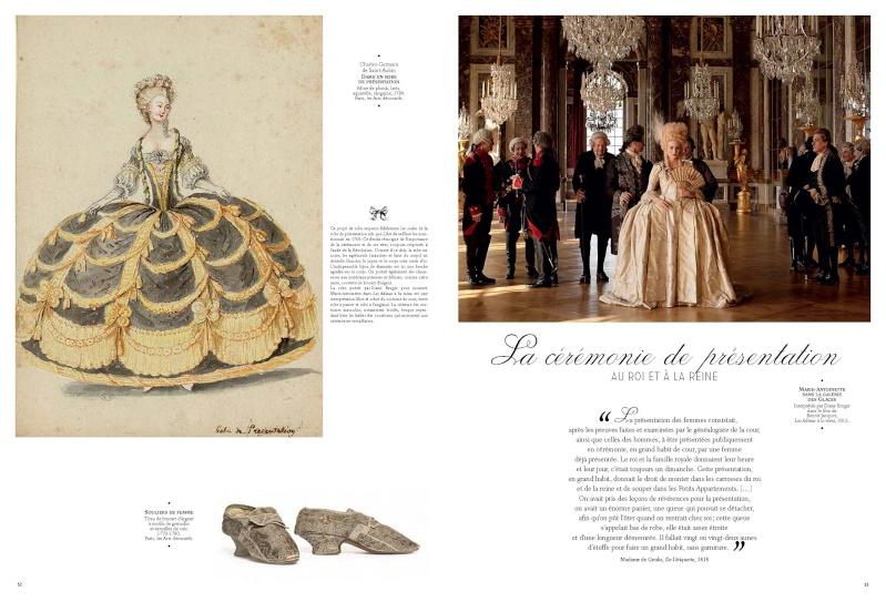 La Mode à la Cour de Marie-Antoinette, de Juliette Trey 915ivn10