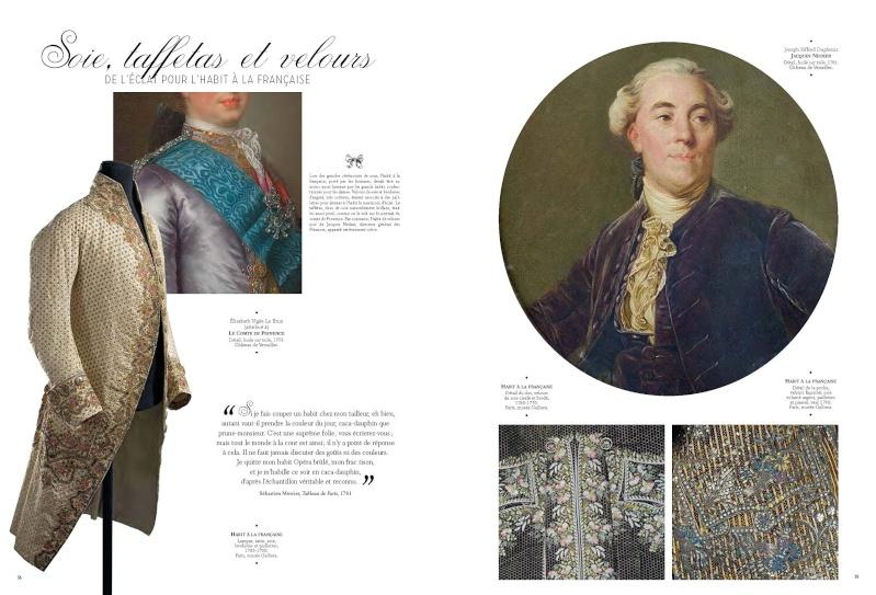 La Mode à la Cour de Marie-Antoinette, de Juliette Trey 91chdo10